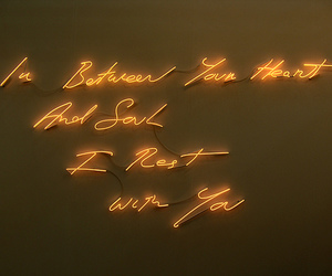 heart, tracey emin, and soul image