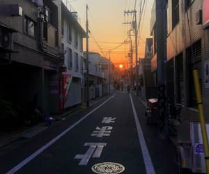 aesthetics, city, and sunlight image