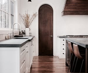 architecture, cabinet, and cabinets image