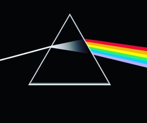 Pink Floyd and the dark side of the moon image