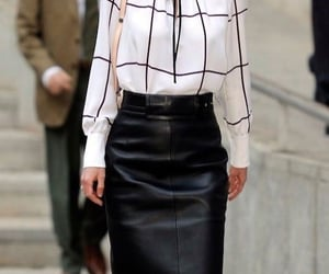 clothes, fashion, and office outfit image