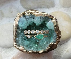 crystals, gemstones, and jewelry image