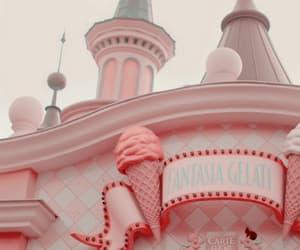 disney, disneyland, and ice cream image