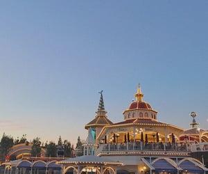 adventure, amusement park, and pastel image