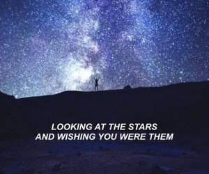 stars and just hold on image
