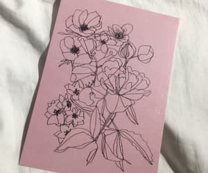 aesthetic, blank notebook, and bullet journal image
