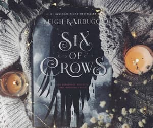aesthetic, six of crows, and art image