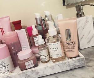 acne, beautiful, and cosmetics image