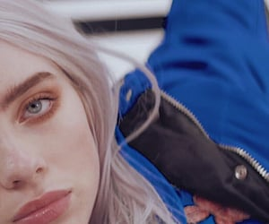 blondie, blue eyes, and celebrity image