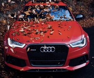 audi, car, and wallpapers image