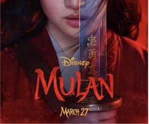 mulan, disney, and movie image