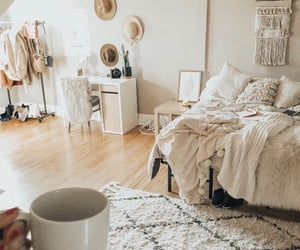 accessories, bedroom, and cozy image