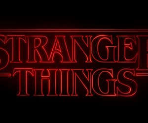 article, netflix, and stranger things image