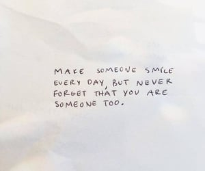 quotes, smile, and happiness image