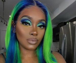 dye, fashion, and girl image