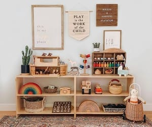 home decor, reading area, and home interior image