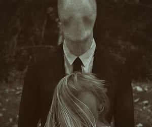 faceless, horror, and photography image