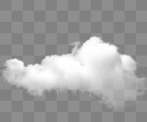 cloud, editing, and overlay image