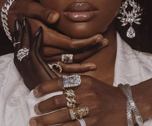 jewelry, diamonds, and luxury image