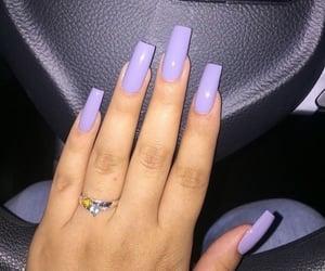 car, fashion, and nails image