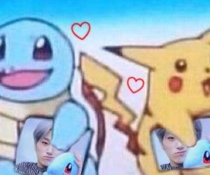 header, kpop, and pokemon image
