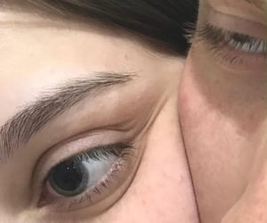 aesthetic, couple, and eyes image