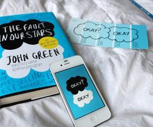 article, bookshelf, and john green image