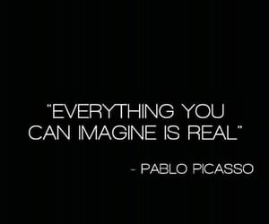 imagination, Pablo Picasso, and surrealism image