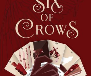 soc, leigh bardugo, and six of crows image