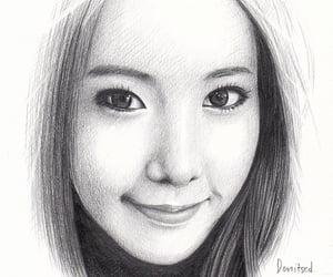 kpop, yoona, and portrait image