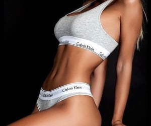 body, Calvin Klein, and fitness image
