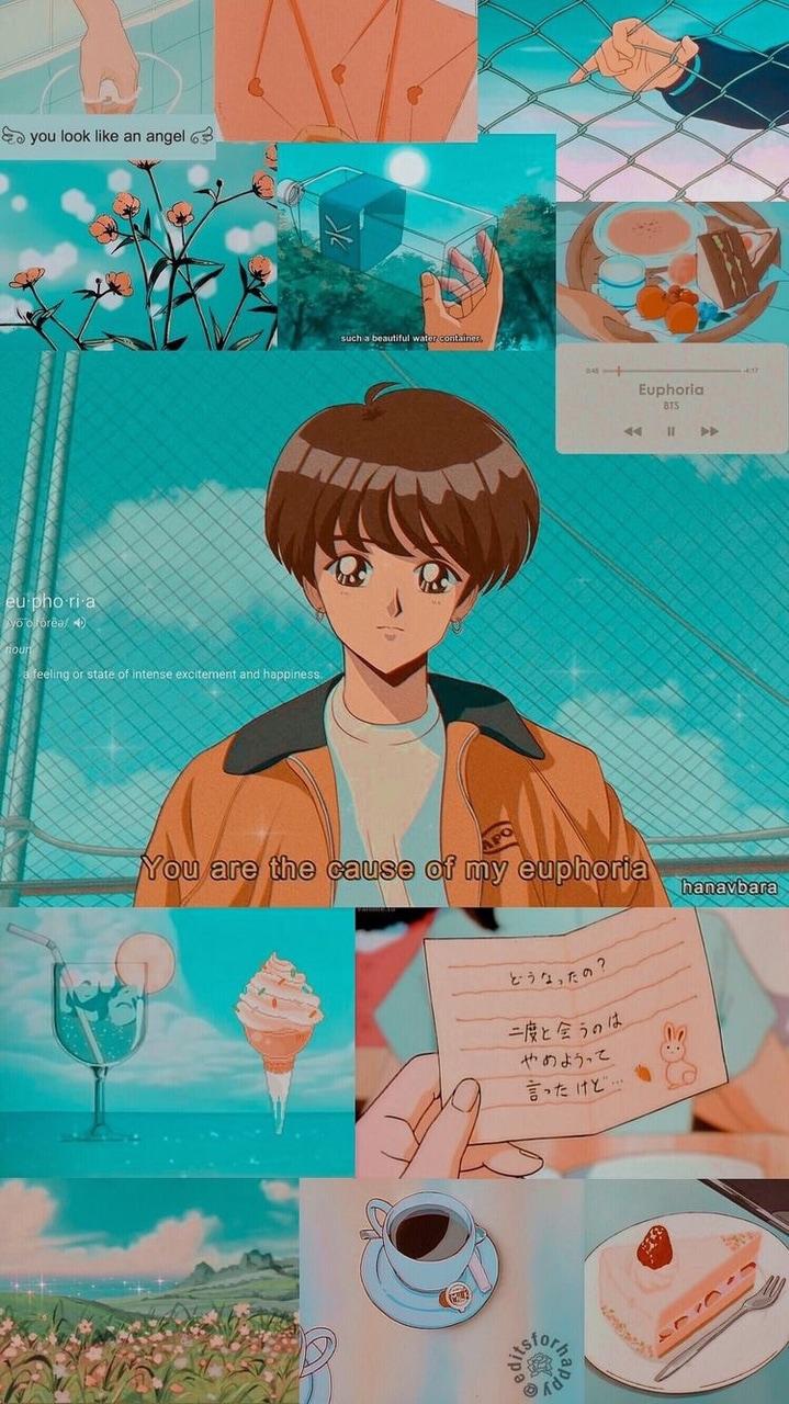 aesthetic anime wallpaper