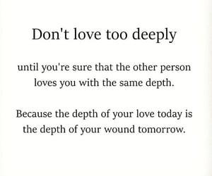 advice, heartbreak, and quote image
