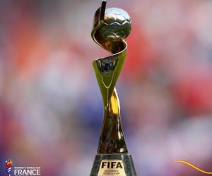 world champions, women's world cup, and cup image