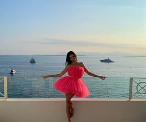 kendall jenner, pink, and Kendall image