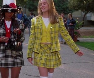 alicia silverstone, blonde hair, and Clueless image