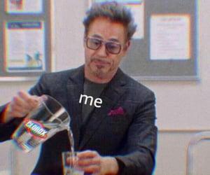 iron man, mcu, and Marvel image