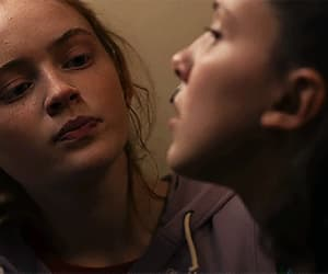 eleven, gif, and sadie sink image