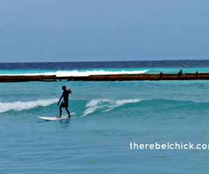 Caribbean, surfers, and surfing image
