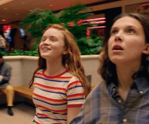 eleven, max, and jane hopper image