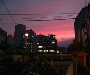 sky, aesthetic, and building image