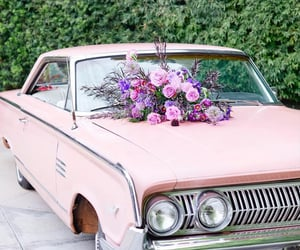 automobiles, cars, and flowers image