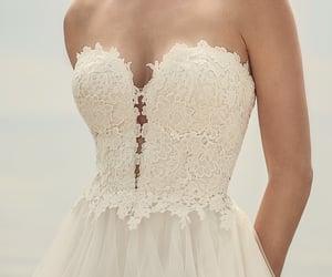 beautiful, bridal, and pretty image