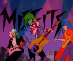 jem and the holograms and the misfits image