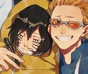 anime, cute, and aizawa shouta image