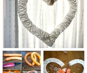 diy, crafts, and heart image
