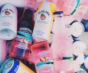drink, summer, and alcohol image