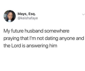 god, husband, and jesus image