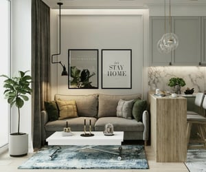 apartment, comfy, and decor image