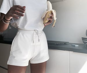 fashion, outfit, and banana image